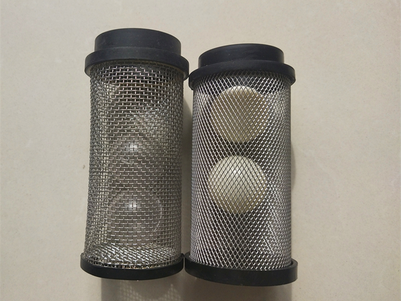 Float ball cage with two balls part no.630052