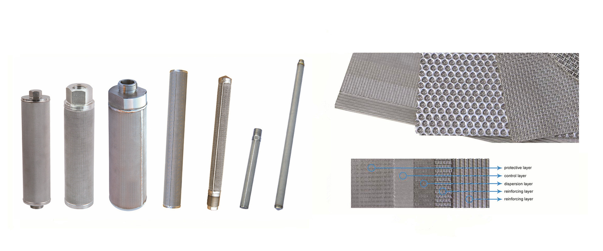 Featured products:Sintered candle filters,hydraulic cartridge filters