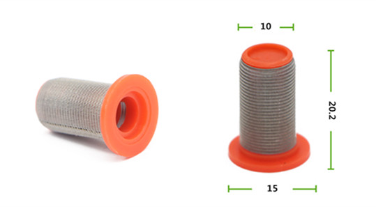 Spray Tip Strainer