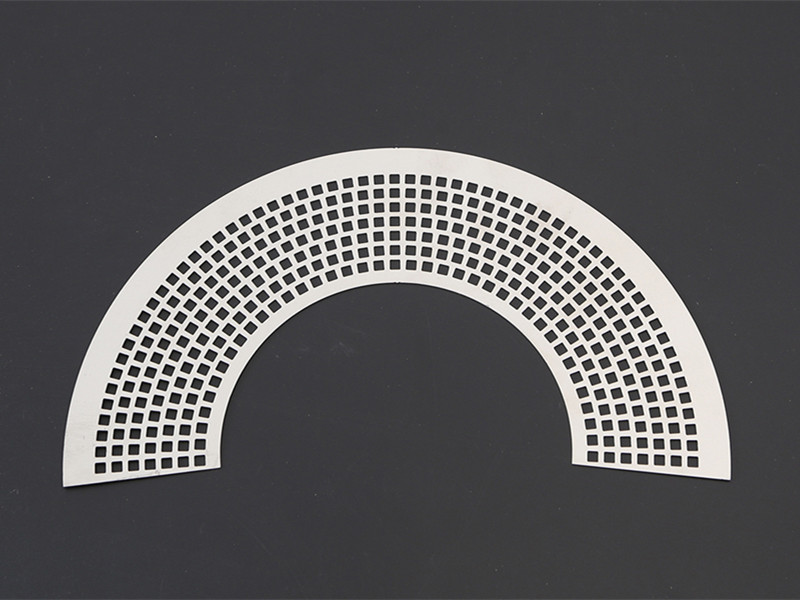 Etching Metal Mesh