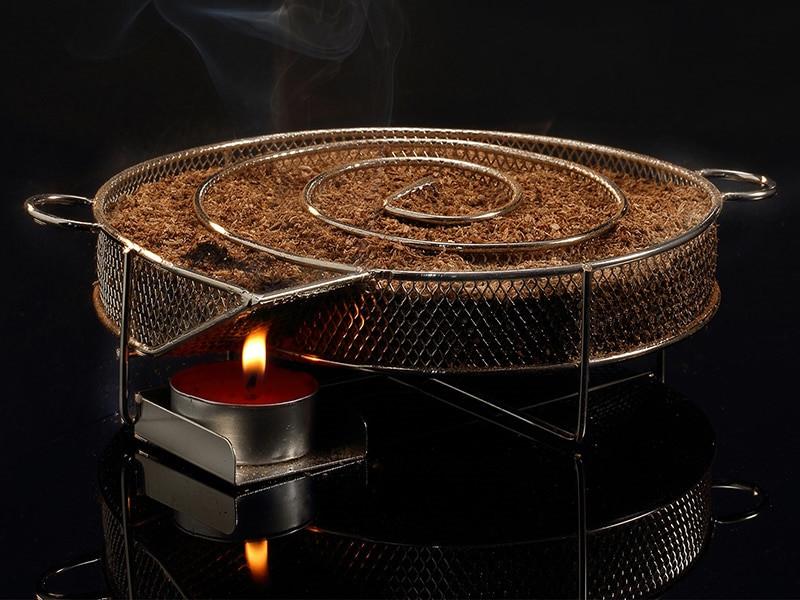 Stainless Steel Bbq Pellet Smoker Tube Smoke Generator For