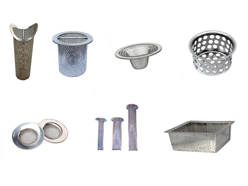 Trench Drain Strainers