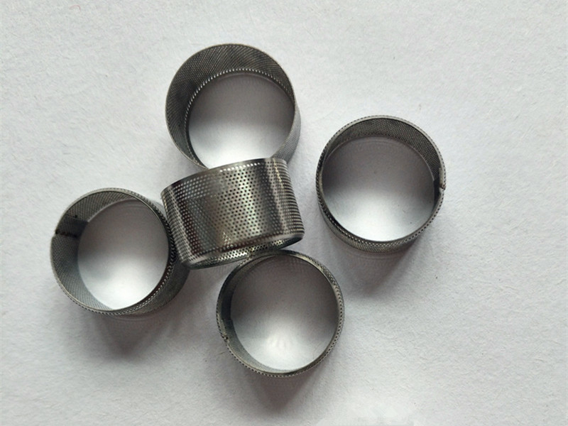 Stainless Etching Valve Screen