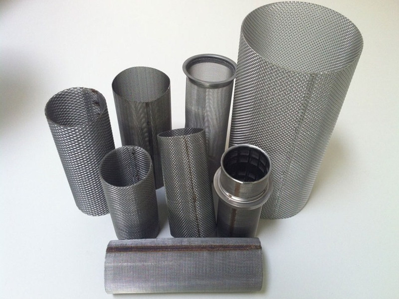 Stainless Steel Filter Cylinders