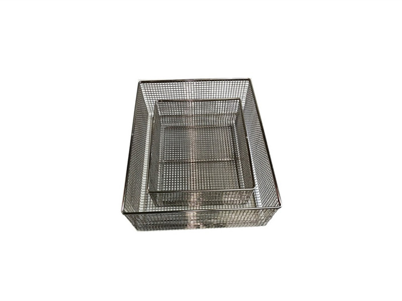 Welded Wire Basket