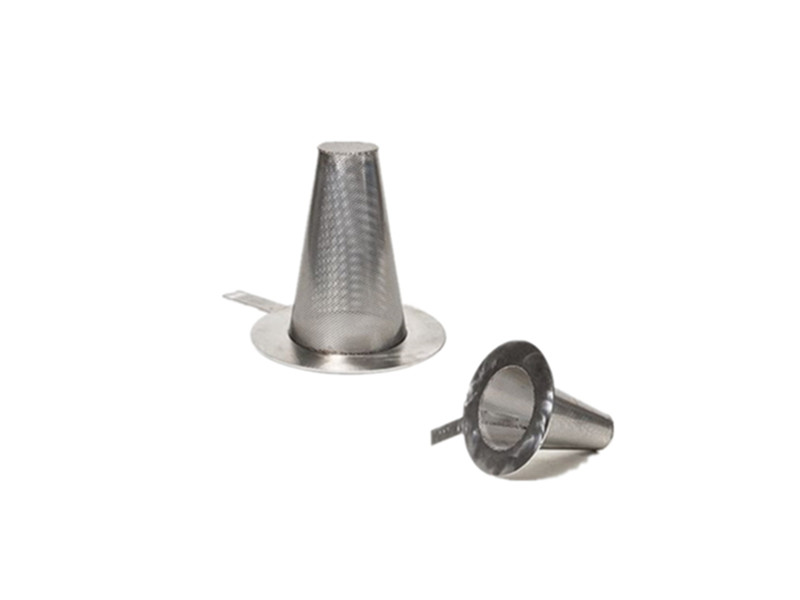 Basket Temporary Strainers