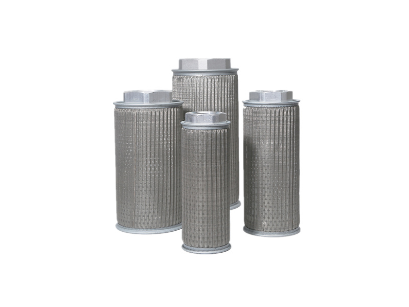 Universal Pleated Mesh Filter