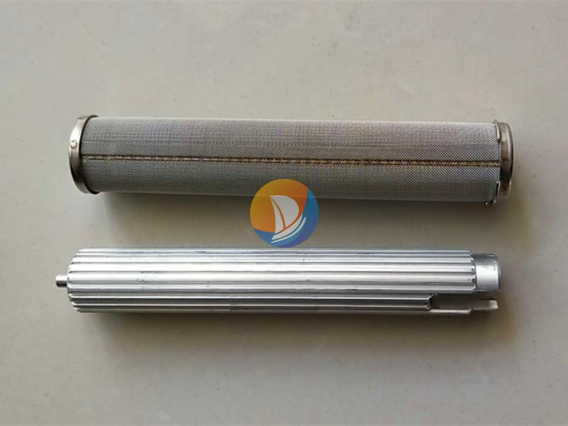 Airless Pump Strainer Support