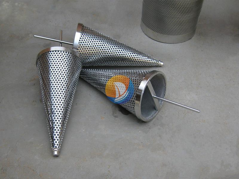 Cone Temporary Strainers