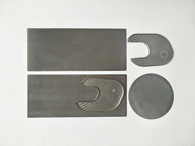 Etching Plate Filter Disc