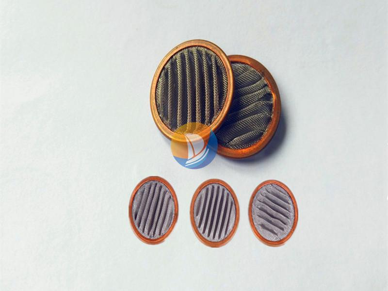 Pleated Filter Screen Disc